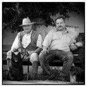 Vater und Sohn Wächtler aus Adelsdorf