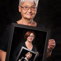 Mehrere Generationen auf einem Bild