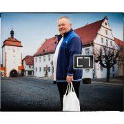 Hansi Kruppa(Spitz) Busfahrer Nr.18