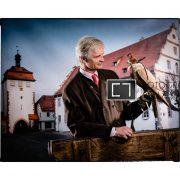 Nico Graf von Pölnitz Falkensüchte Nr.21