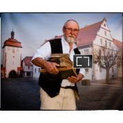 Friedel Auer-Künstler und Leiter des Stadtmuseums Nr.16